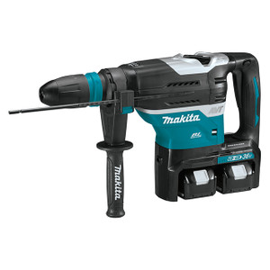 "SDS Max 1-9/16"" Cordless Rotary Hammer with Brushless Motor & AWS Kit"