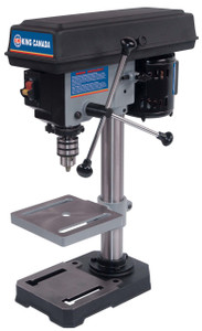 "King Industrial KC-108N  8"" Bench Drill Press"