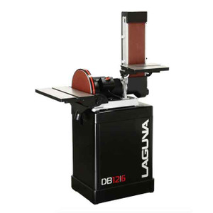 "Laguna MSANDB1248110  12"" Disc & 6' x 48' Belt Combination Sander"