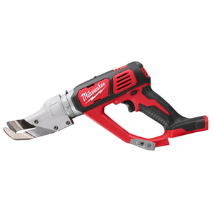 Milwaukee 2637-20  M18 18g Single Cut Shear (For Curves) Tool Only