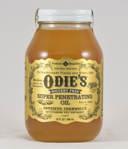 Odies Oil ODI-OSFSP32OZ  32 Oz Solvent-free Penetrating
