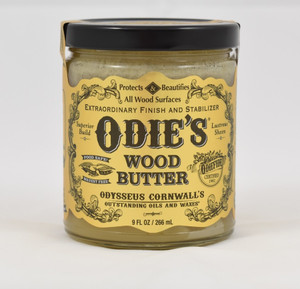 9oz Odie's Wood Butter