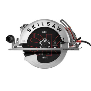 "16-5/16"" Magnesium Super Sawsquatch Worm Drive Saw"