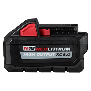 Milwaukee 48-11-1865  M18 Redlithium High Output Hd6.0 Battery Pack