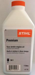 Premium 2 Cycle Engine Oil 1L