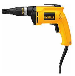 Dewalt DW255  5,300 RPM High Speed VSR Drywall Screwgun