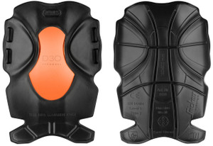 Snickers XTR D3O Craftsmen Kneepads (Black - Orange)