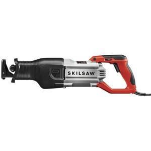 Skilsaw SPT44-10 15A HEAVY-DUTY BUZZKILL RECIPROCATING SAW