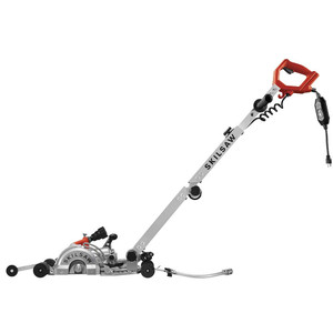 Skilsaw SPT79-10 7in MEDUSAW WALK BEHIND - Worm Drive Saw for Concrete