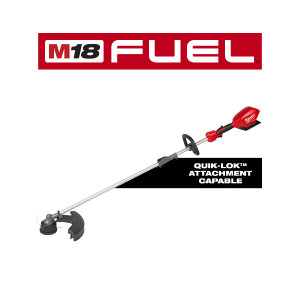 Milwaukee 2825-20ST M18 FUEL String Trimmer With QUIK-LOK