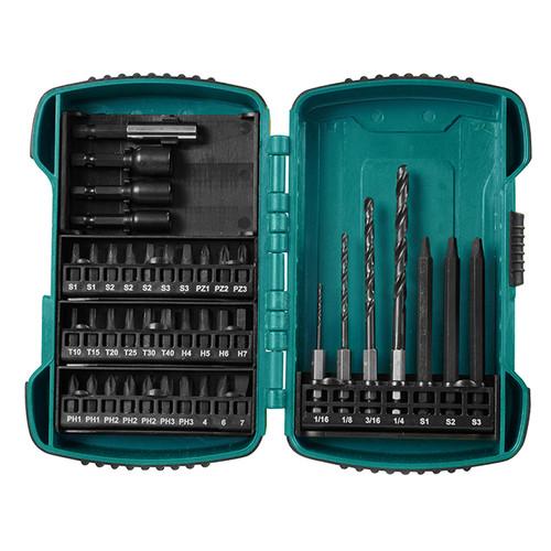 Makita T-03040  41 Piece Driver & Drill Bit Kit