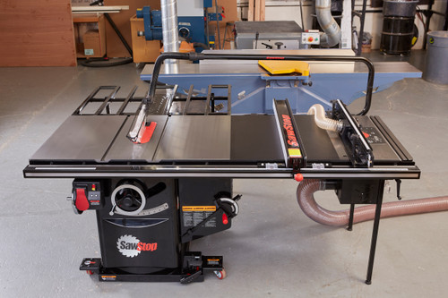 Sawstop Saw Rttgi Assembly Ics 30 Quot In Line Router Table