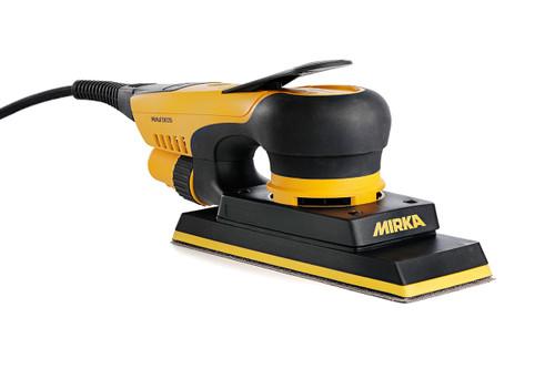 """Mirka Abrasives MIR-MID3830201CA  Mirka Deos Sander 2.75"""" x 7.75"""" (3.0mm Stroke) with Bluetooth"""