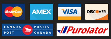 photos of all the payment methods available.