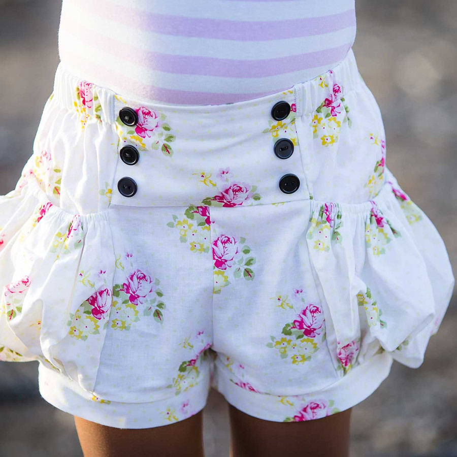Spring Sailor Shorts