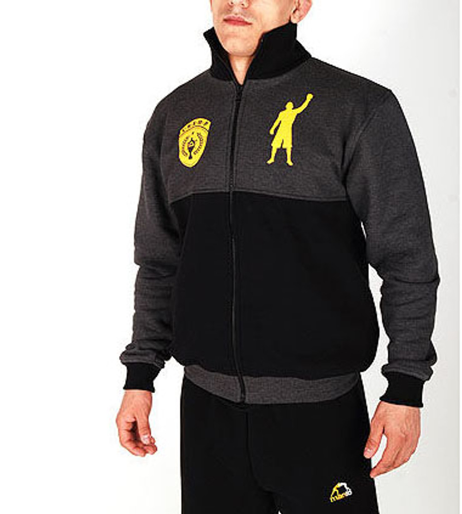 "Sweatshirt ""CHAMP"" Black/Grey"