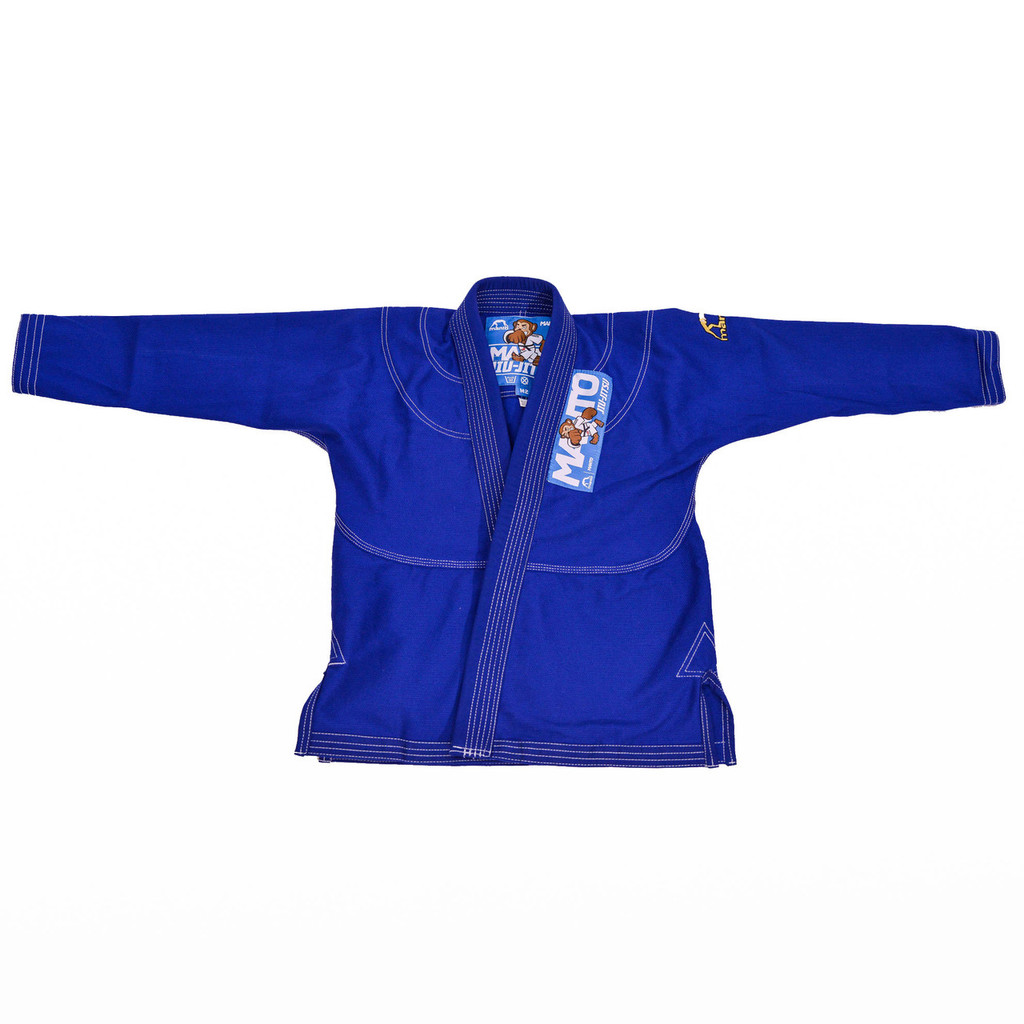 "Manto ""Monkey"" GI for Kids - Blue"