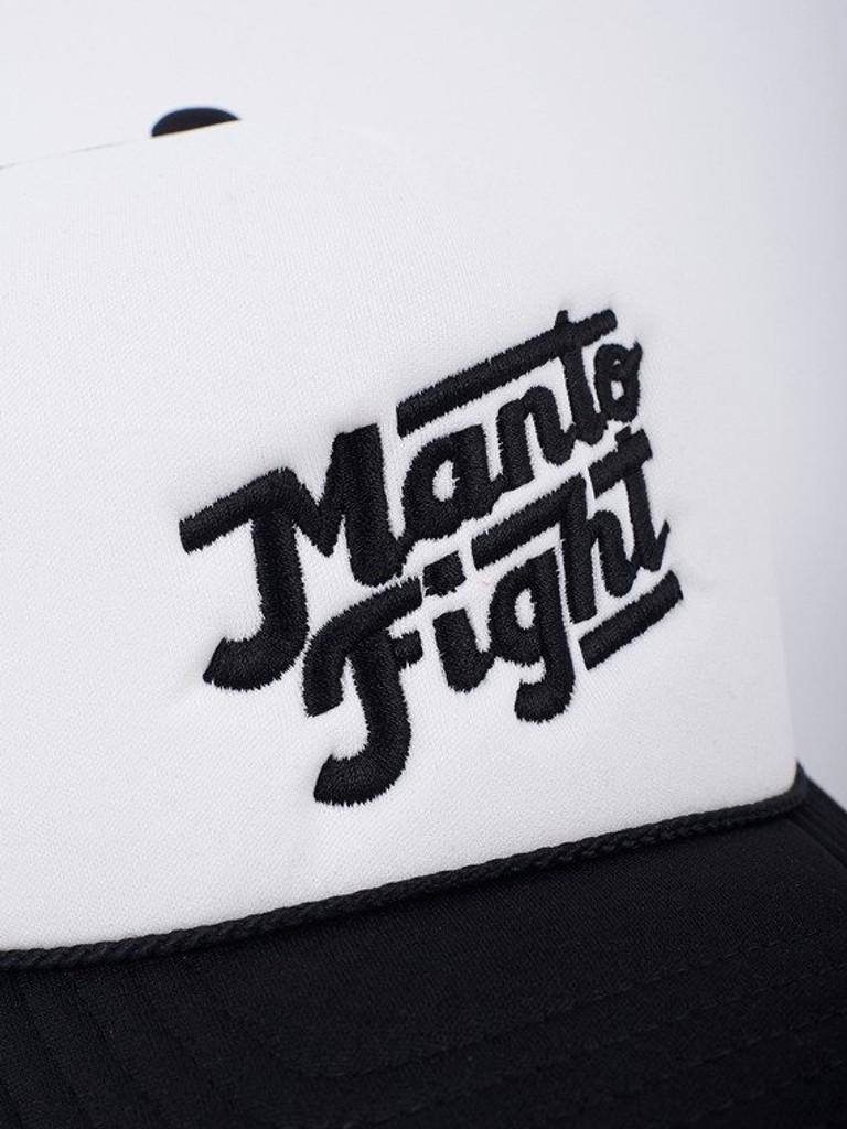 "MANTO ""CALI "" CAP Black & White"