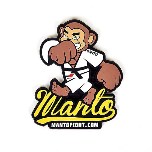 "MANTO ""MONKEY"" Magnet"