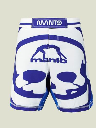 "MANTO ""ASTRO"" SHORTS Blue"