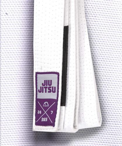 """MANTO """"EVERYDAY"""" BJJ BELT - White"""