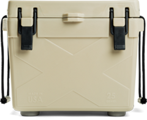 25QT Ice Chest Cooler
