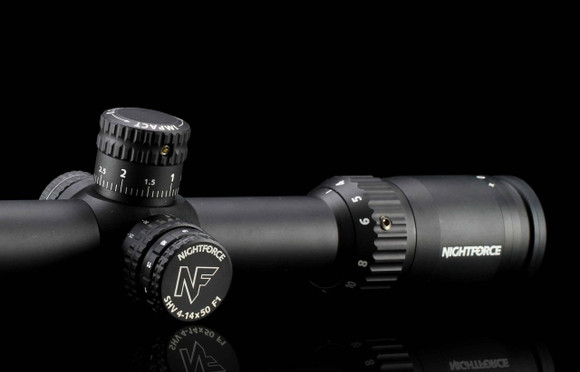 NightForce Optics SHV 4-14x50 F1