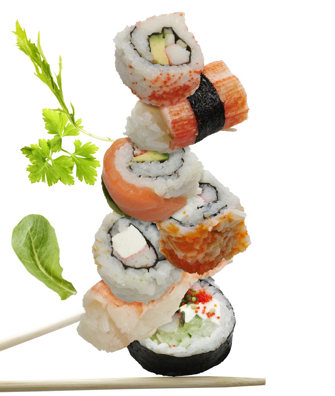 Yoshi Sushi : HANDS ON -  Monday, November 19,  2018     7-9 PM