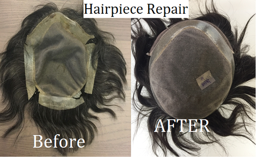 Hairpiece Repair