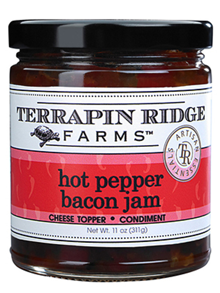 Hot Pepper Bacon Jam - Pepper Explosion Online Hot Sauce Shop