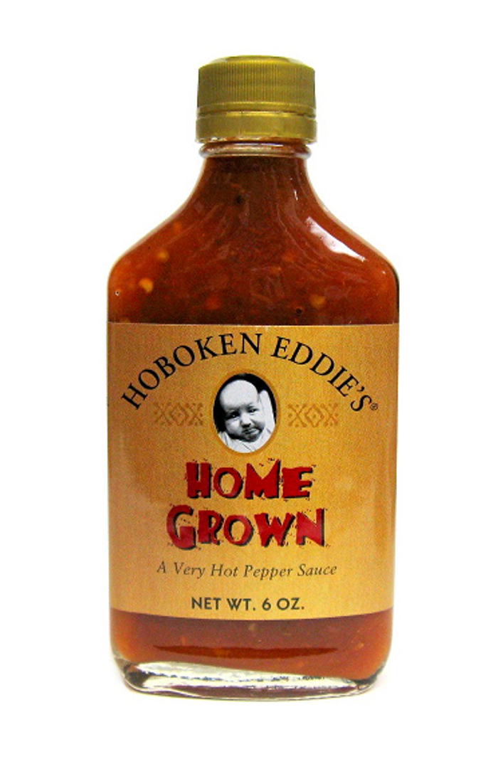 Hoboken Eddie's Homegrown Hot Sauce