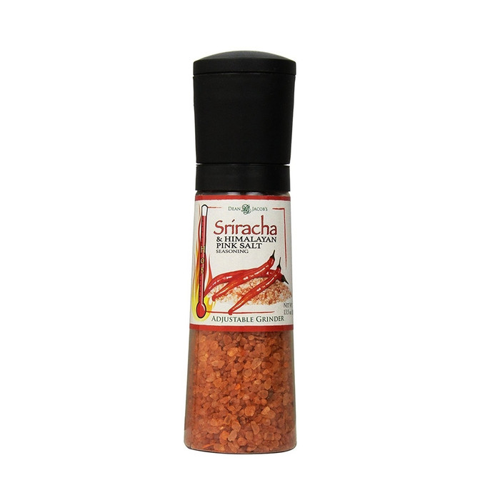 Sriracha and Himalayan Pink Salt Seasoning