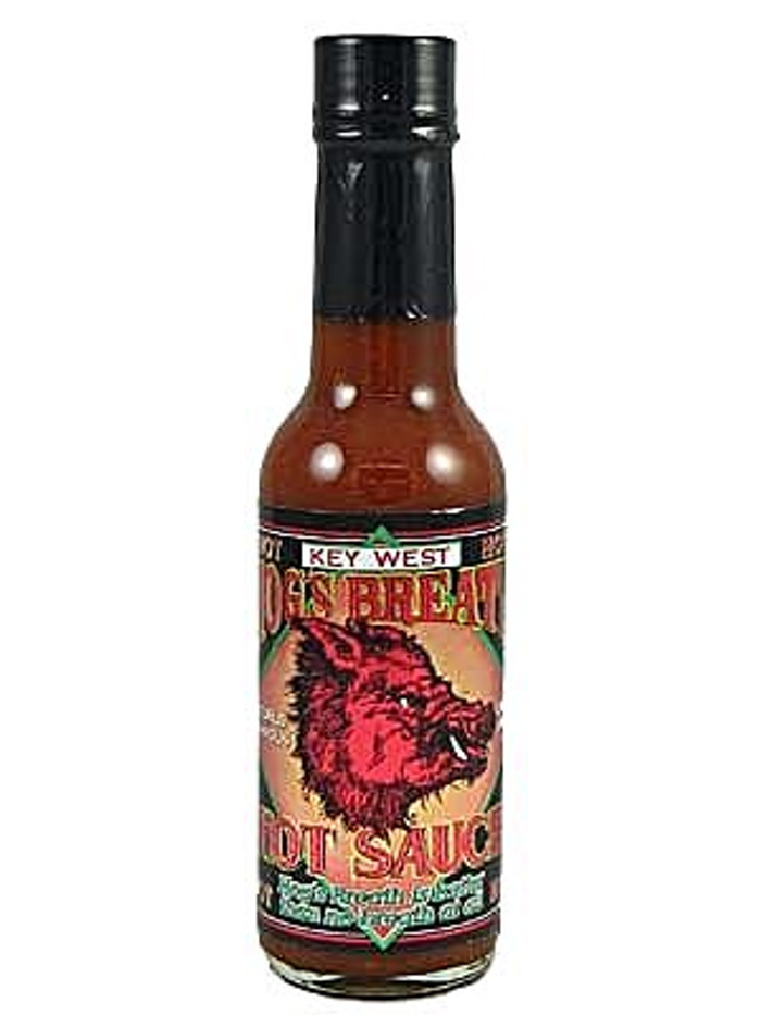 "Hog's Breath ""Extra Hot"" Hot Sauce"