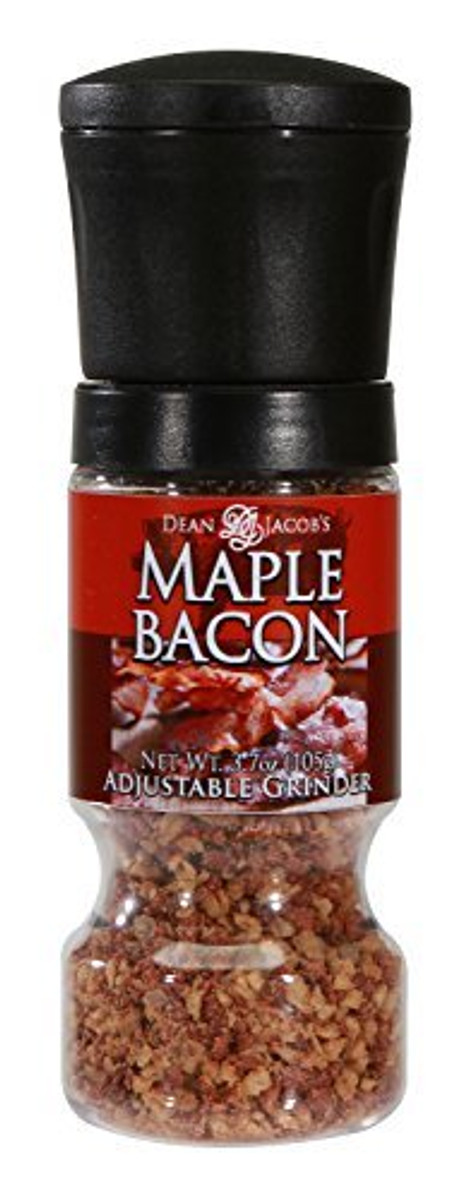 Maple Bacon Adjustable Gripper Grinder