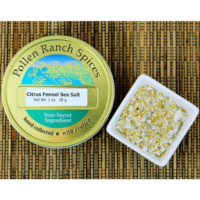 Citrus Fennel Sea Salt