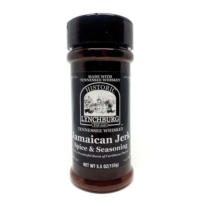 Lynchburg Jamaican Jerk Spice & Seasoning