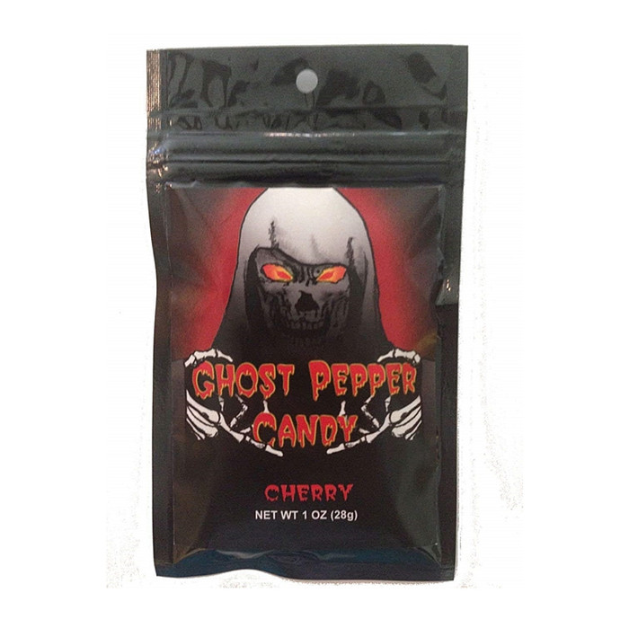 Cherry Ghost Pepper Candy