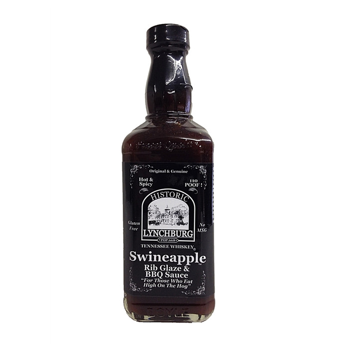 "Lynchburg Tennessee Whiskey Swineapple ""Hot & Spicy"""