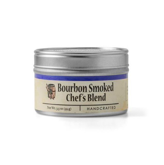 Bourbon Smoked Chef's Blend available at Pepper Explosion