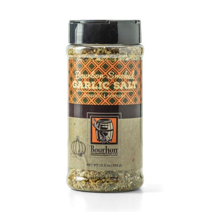 Bourbon Smoked Garlic Salt (Food Service Size)