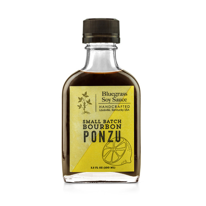 Bourbon Ponzu | Bourbon Barrel Foods | Pepper Explosion
