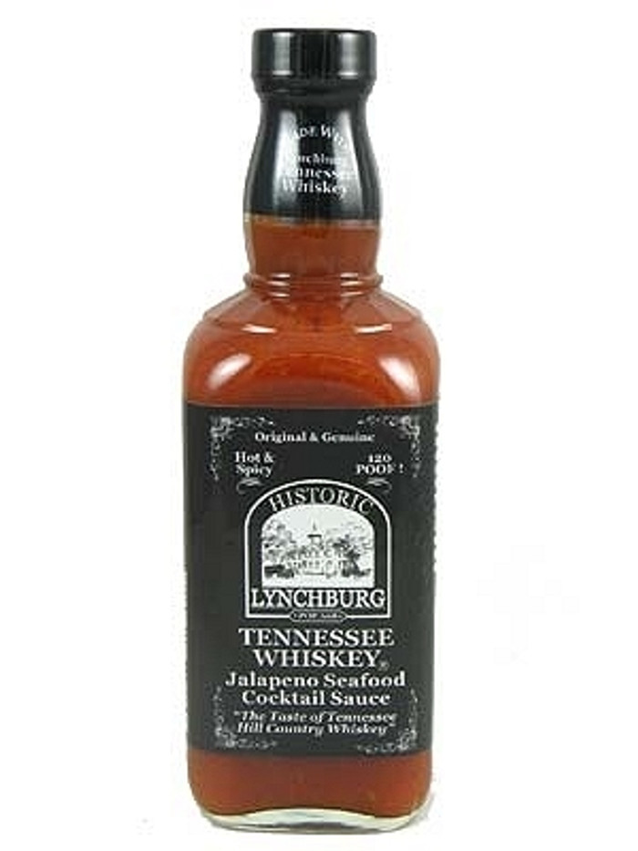 Lynchburg Jalapeno Cocktail Sauce available online at Pepper Explosion