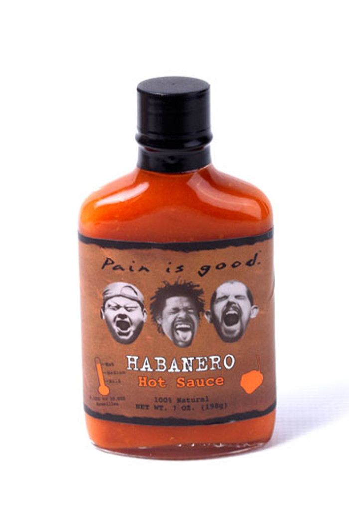Pain Is Good (PIG) Habanero Hot Sauce