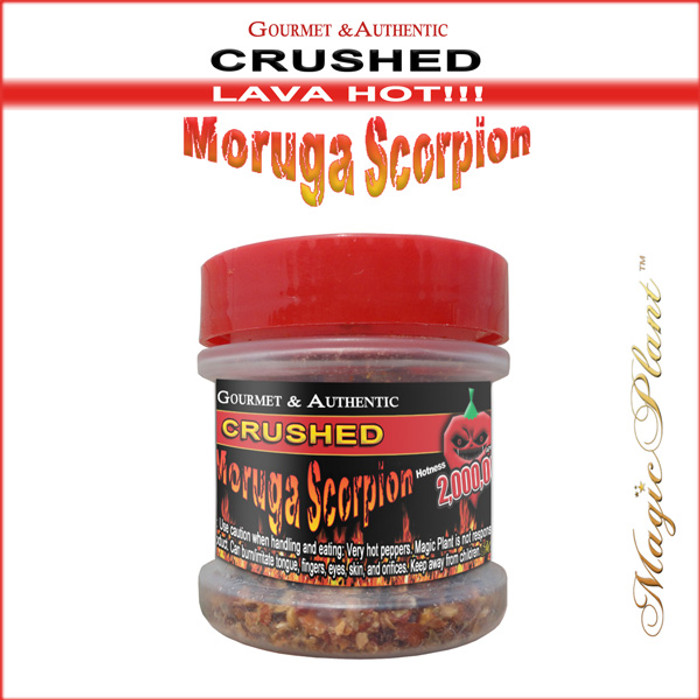 Trinidad Moruga Scorpion Crushed