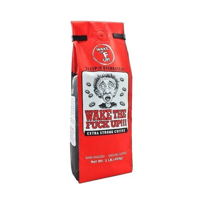 The Original Extra Strong Coffee - available online at Pepper Explosion