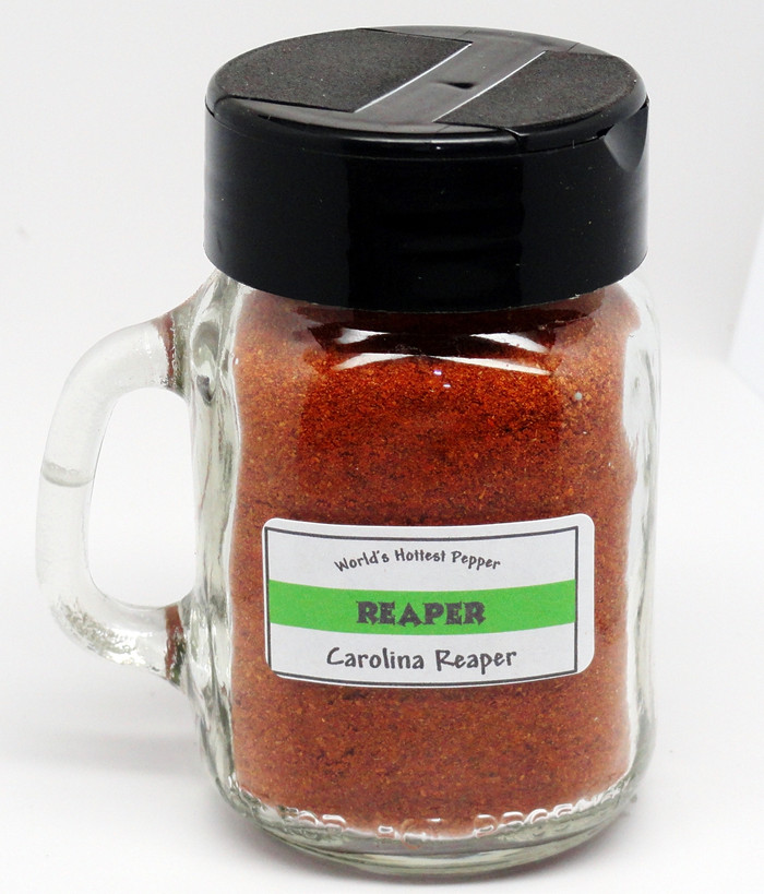 Carolina Reaper Pepper - Ground/Powder