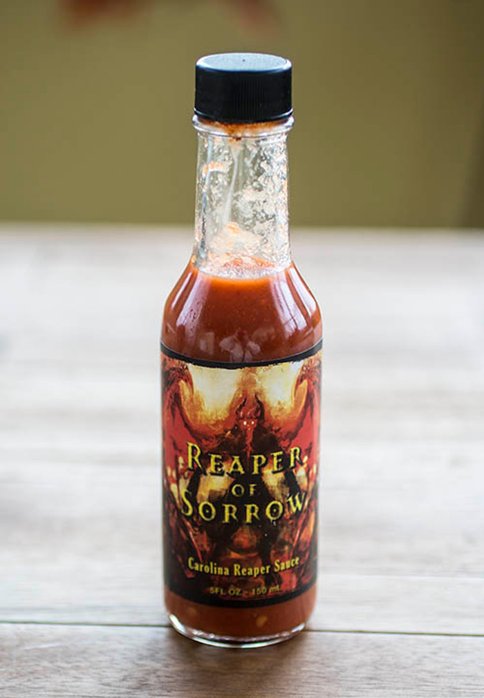 Reaper of Sorrow Hot Sauce