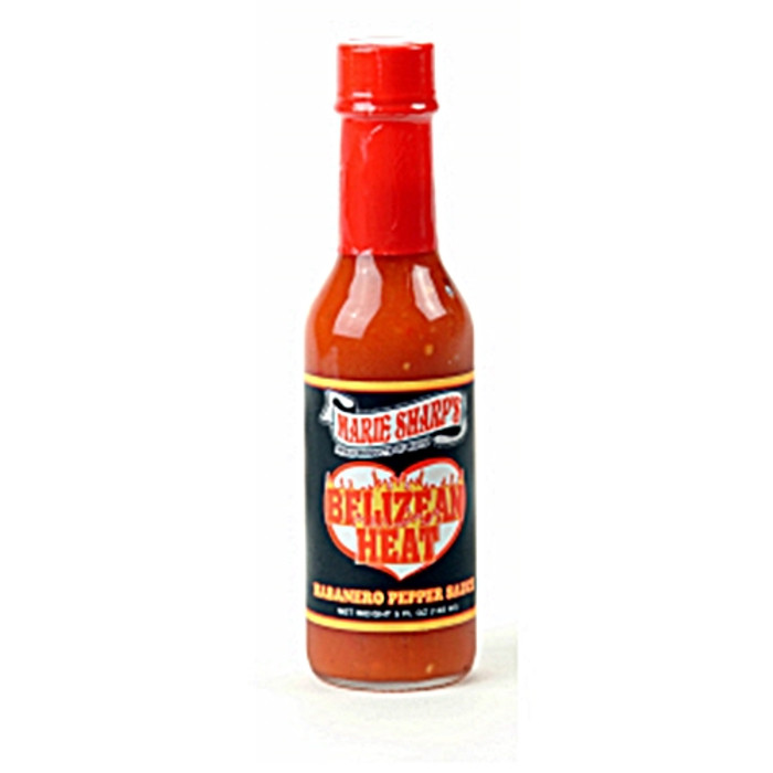 Marie Sharp's Belizean Heat Habanero Pepper Hot Sauce