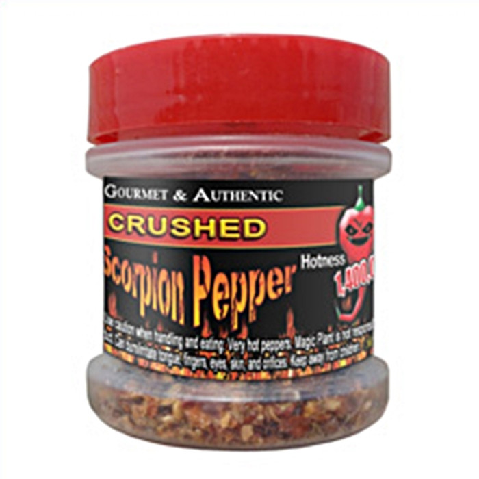 Trinidad Scorpion Pepper Crushed Flakes
