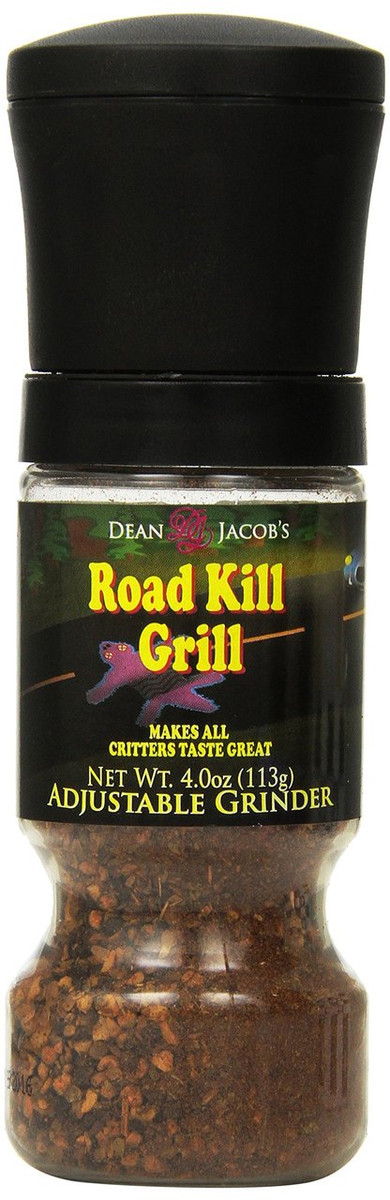 Road Kill Grill Grinder - PepperExpolsion.com